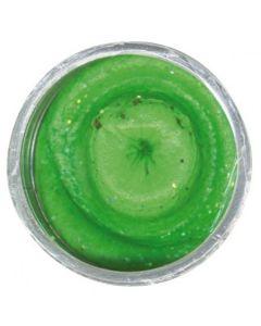 Berkley Select Glitter Trout Bait Frühlings-grün 50g