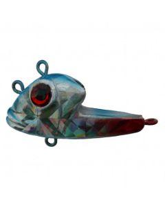 Halligalli Vertigalli mit Jig-Haken und Drillingen Makrele 250g