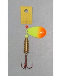 Prolex Spinner Tropfen - Fluo Größe 8