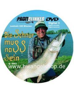 """Profi Blinker DVD Digital 3 """"Die Schnur muss nass sein"""""""