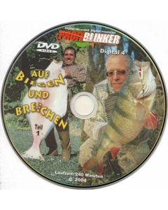 """Profi Blinker DVD Digital 4 """"Auf Biegen und Brechen"""" Teil 1"""