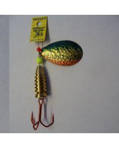 Prolex Spinner Tropfen - Effektlackierung gold orange Größe 5