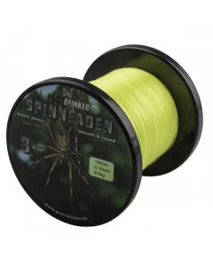 150m Spinnfaden fluogelb 0,28mm